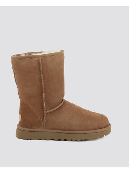 Chestnut Classic Short II Ankle Boots