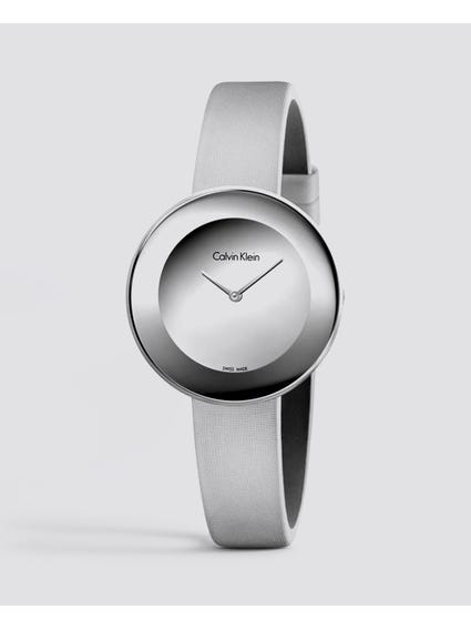 Chic White Dial Watch