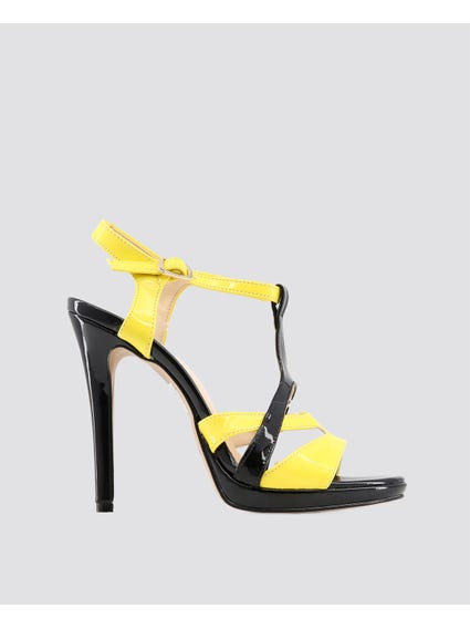 Yellow Iolanda Sandals