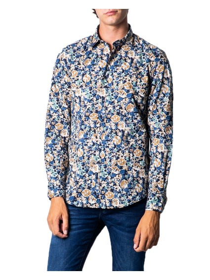 Long Sleeve Floral Shirt