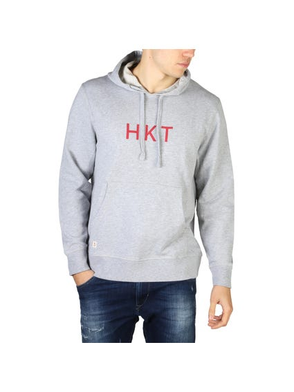 Grey Hoodie Long Sleeve HKT Pint Sweatshirt