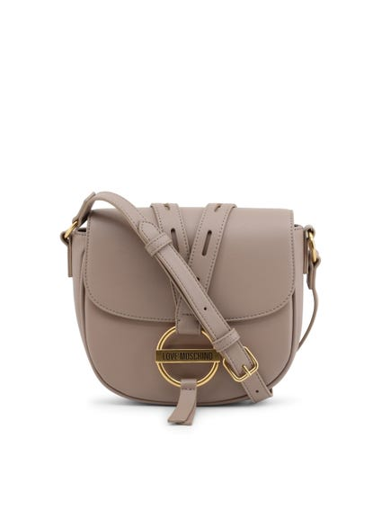 Grey Magnetic Crossbody Bag