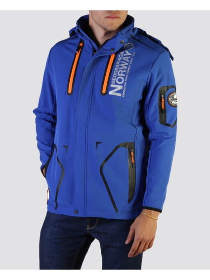 Royal Blue Tyreek Jacket