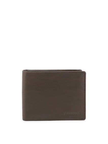 Brown Marino Leather Bi Fold Wallet