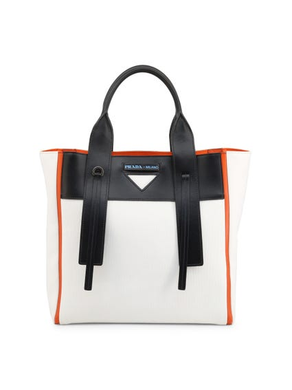 Canapa Zipper Top Handbag