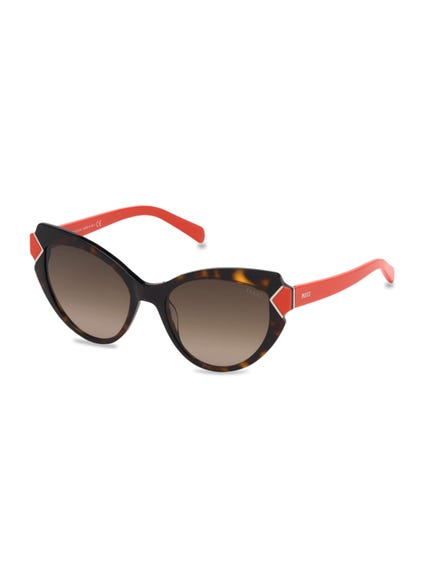Red and Brown Chloe Sunglasses