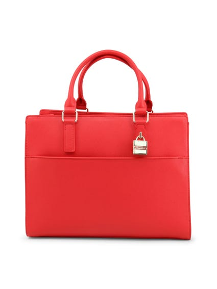 Rose Red Ramora Double Handle Bag