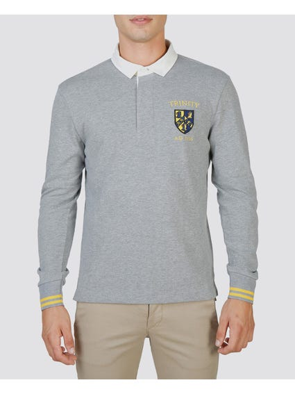 Trinity Long Sleeves Polo Shirt