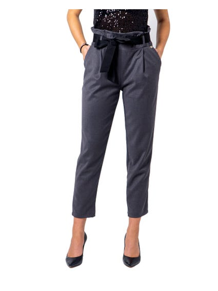 Grey Pan Carota Trouser