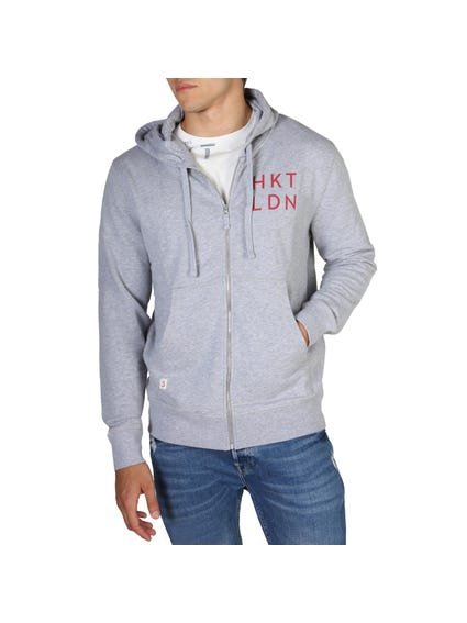 Grey Kangaroo Pocket Sweatshirt