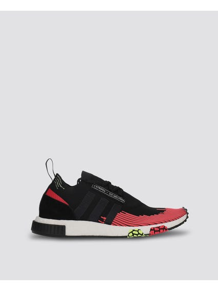 Black NMD Racer Shoes