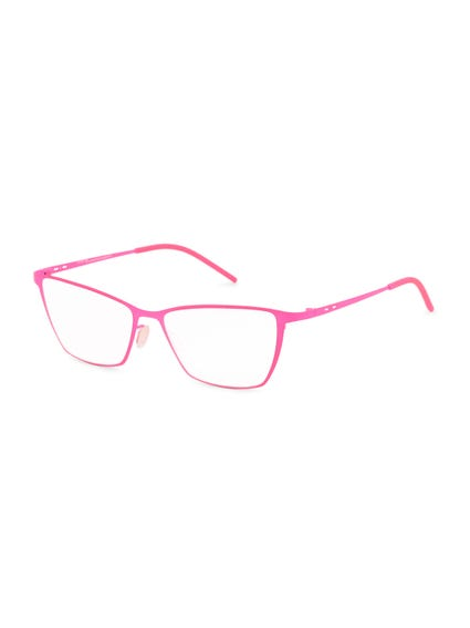 Pink Plain Butterfly Eyeglass
