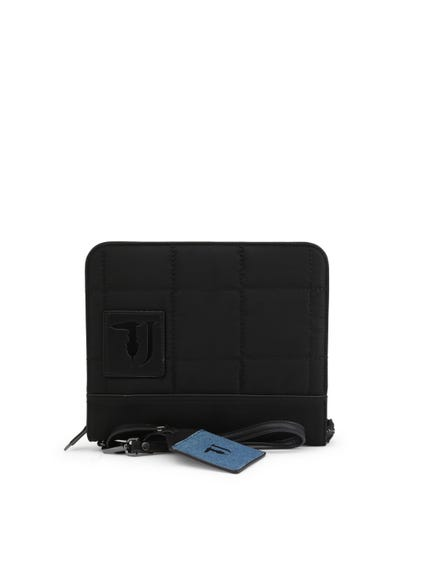 Black Small Plain Handbag