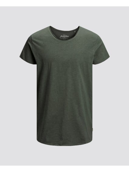 Green Neck Nose T-Shirt