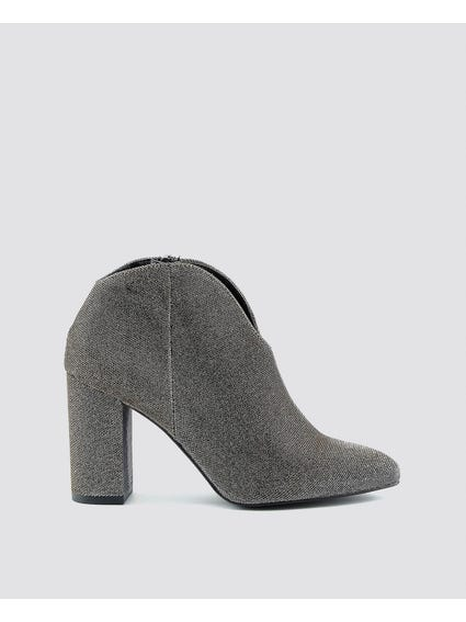 Grey Viviana Ankle Boots