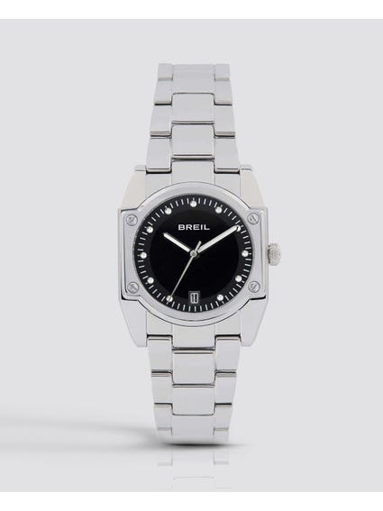 Black Dial B One Analog Watch