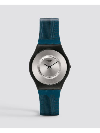 Blue Petrol Energy Analog Watch