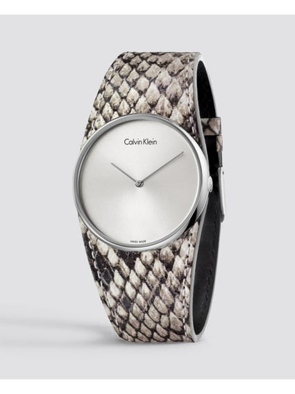 Spellbound Silver Dial Watch