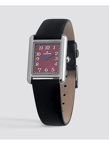Pink Dial Analog Watch