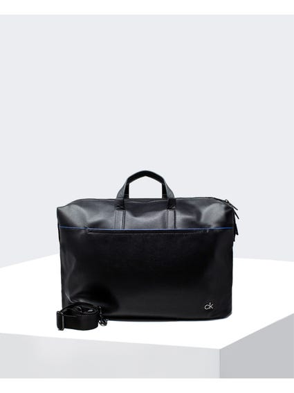 Black Direct Weekender Bag
