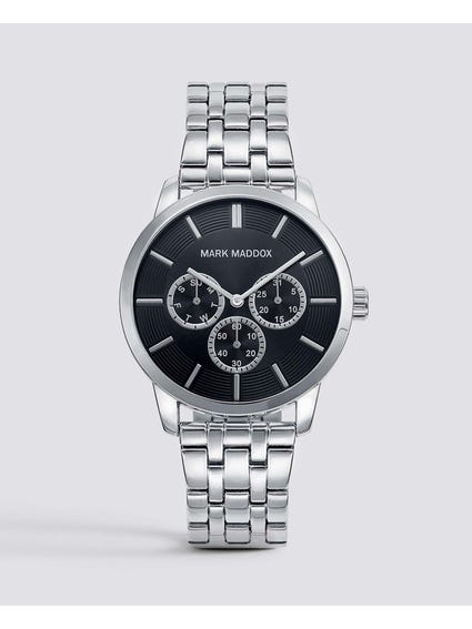 Stainless steel Chronograph Watch
