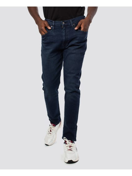 Basic Button Slim Fit Jeans