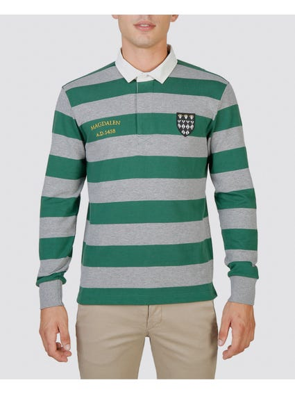 Magdalen Rugby Polo Shirt
