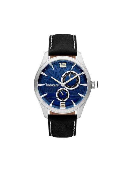 Round Case Analog Watch