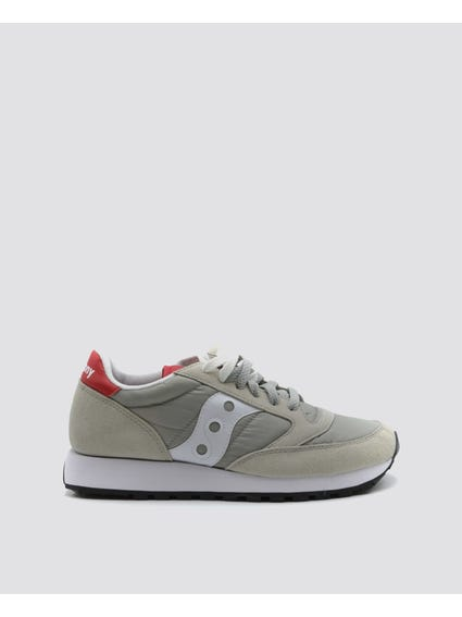 Grey Originals Jazz Running Sneakers