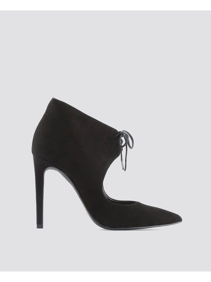 Black Rossana Ankle Boots