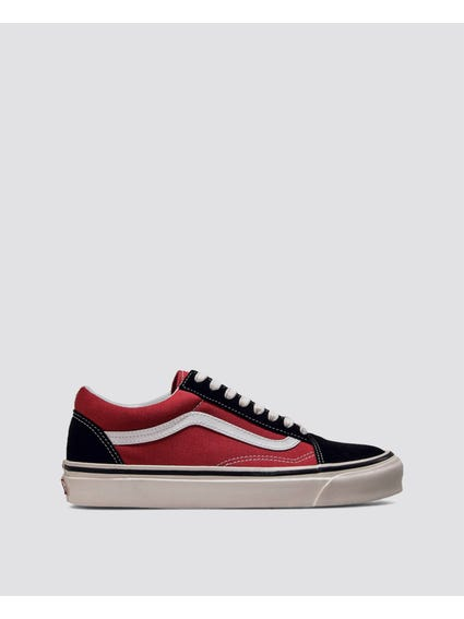 Red Old Skool 36 Sneakers