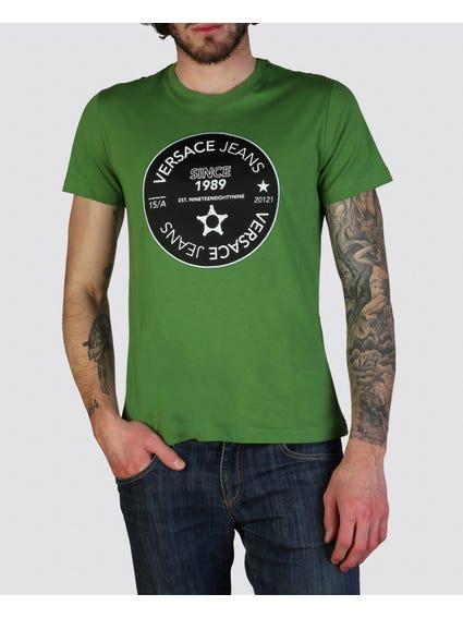 Green Nineteen Eighty Nine T-Shirt