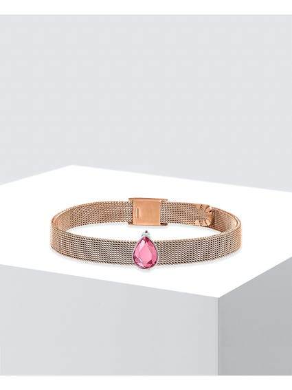 Rose Gold Sensation Stainless Bracelet