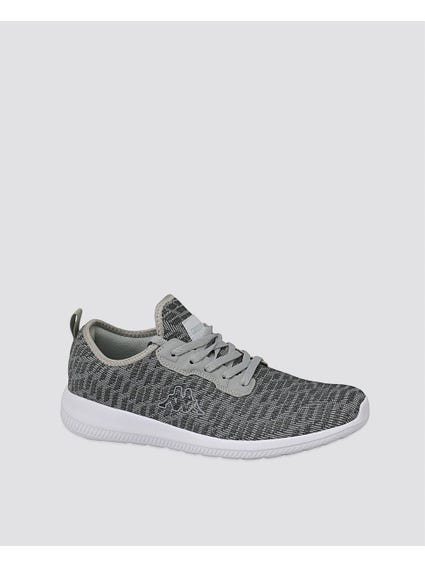 Grey Gizeh Running Shoes