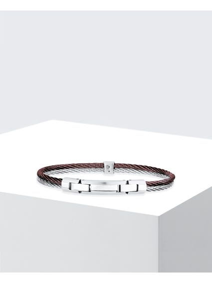 Cable Stainless Steel Bracelet