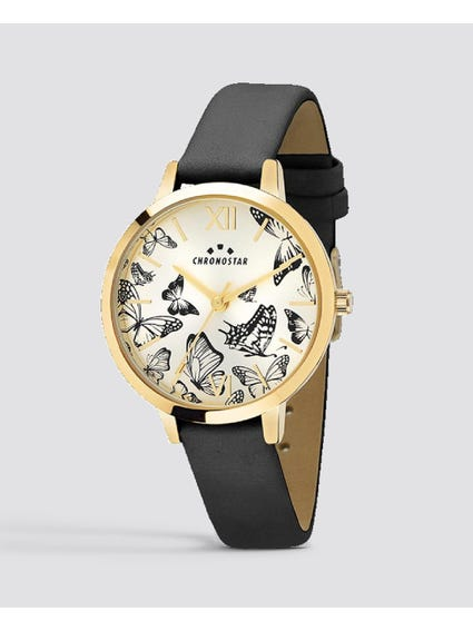 Printed Dial Analog Watch