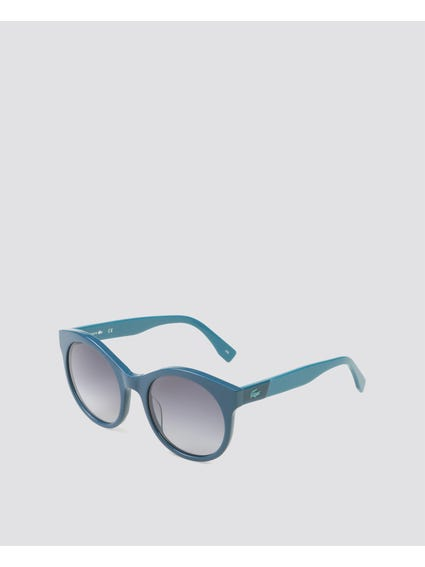 Full Rim Oval Sunglasses