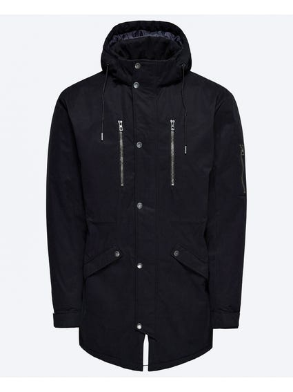 Klaus Parka Winter Jacket