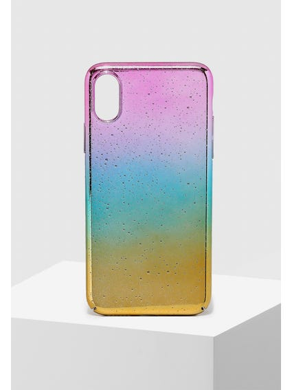 Colorful iPhone X Cover