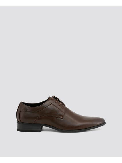 Brown Smith Formal Lace Up
