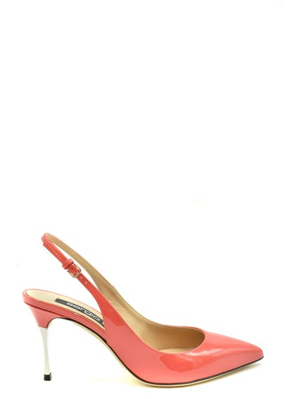 Slingback Buckle Pumps