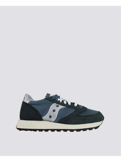 Blue Jazz Suede Sneakers