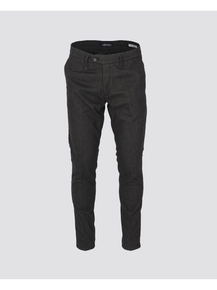 Side Button Skinny Trouser