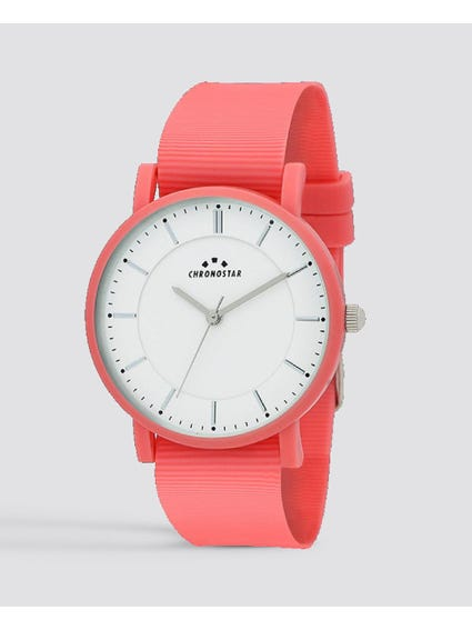 Sorbetto White Dial Watch