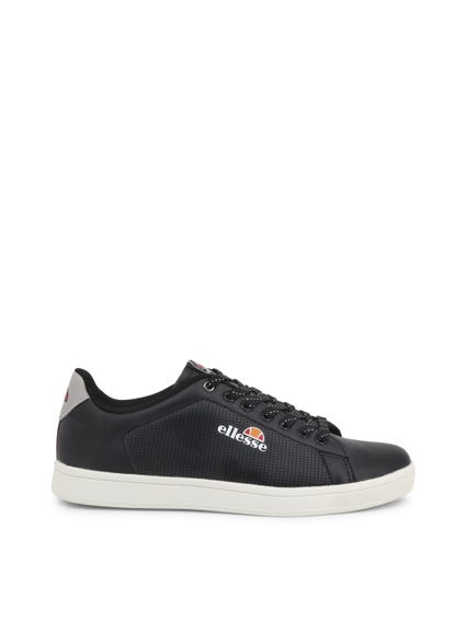 Black Dotted Upper Sneakers