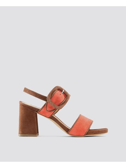 Brown Gaia Sandals