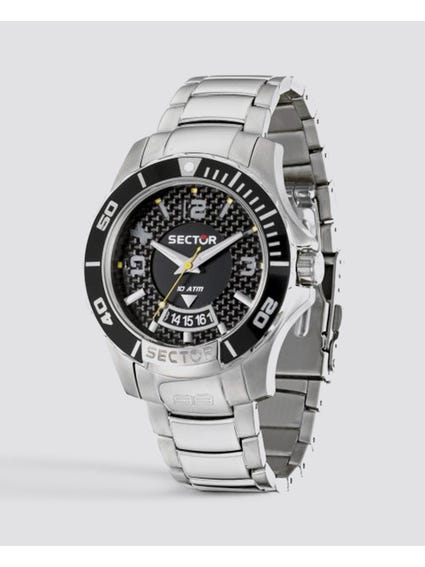 Stainless Steel Analog Casual Watch