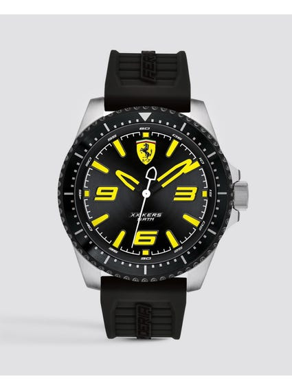 Xkers Silicone Band Watch