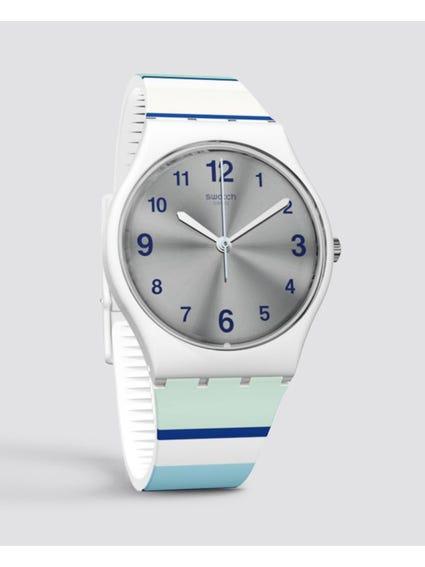 Marinai Silver Dial Analog Watch