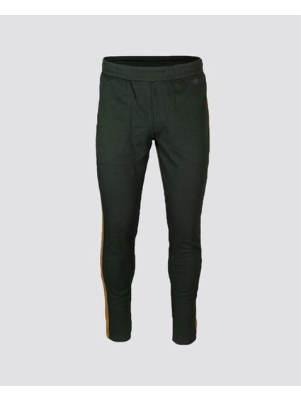 Green Bold Sweat Pants